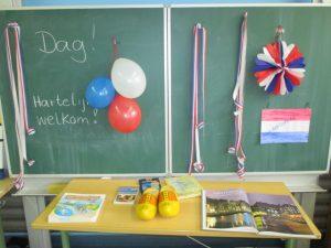 EU Projekttag - Niederlande 1